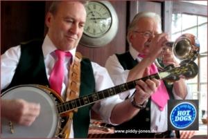 Die Dixie-Band in München, Augsburg, Ingolstadt, Nürnberg, Regensburg, Straubing, Passau, Salzburg, Zürich